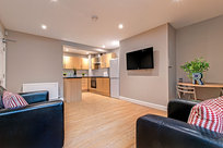 Medium 3 bed jesmond apartment newcastle student  4