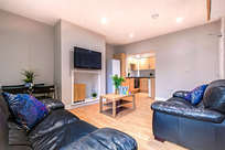 Medium 3 bed student flat sandyford accommodation newcastle northumbria  2