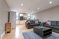 Medium city centre premium five bed apartment newcastle student property  10